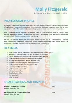 Best resume writing services for teachers 911