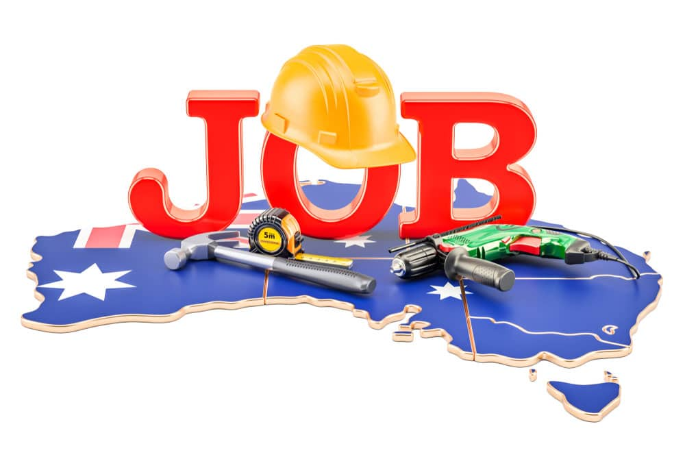 The 2018 Australian Job Market
