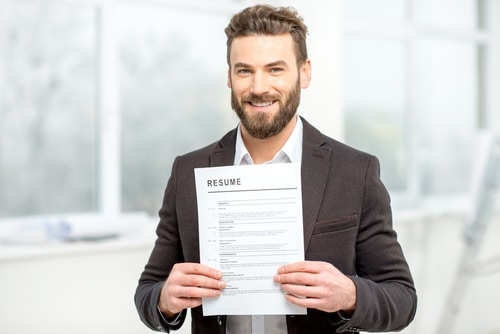 How important is a resume