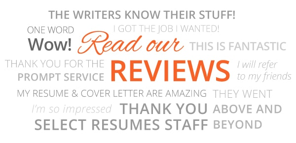 Resume Writing Services Reviews
