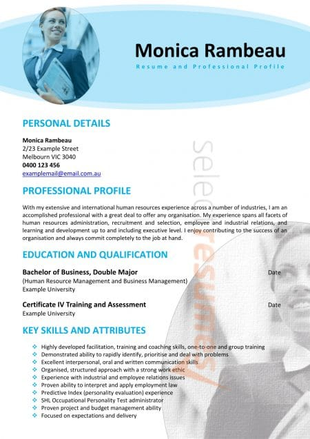 Resume Writing Services By Professional Writers Select Resumes