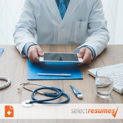 Allied Health Resume Service