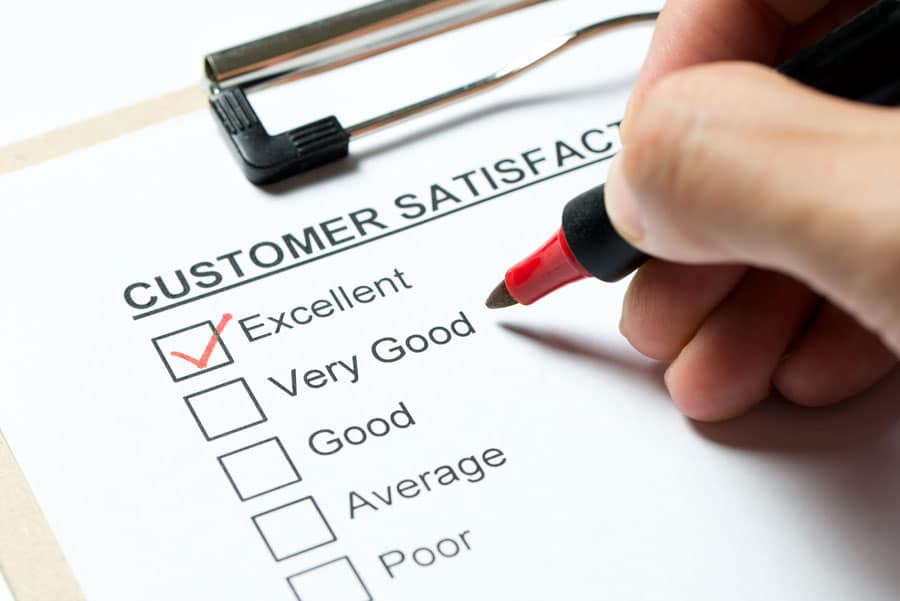 The qualities employers look for - Customer Focus