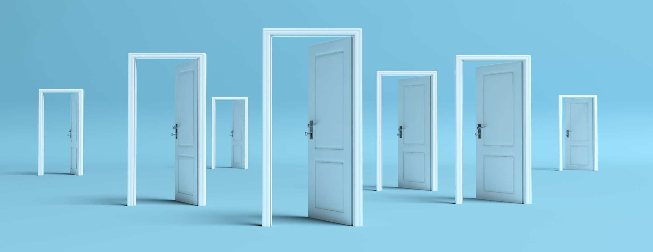 Stepping stone jobs can open doors